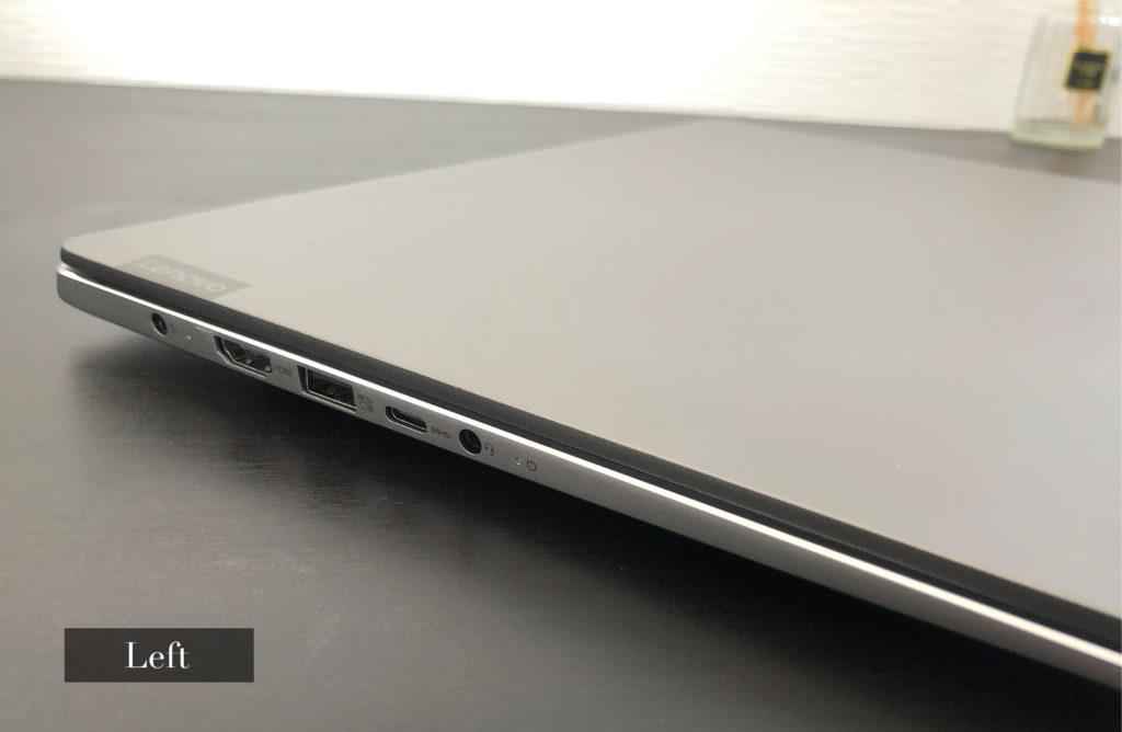 lenovo Ideapad 530S 左側面