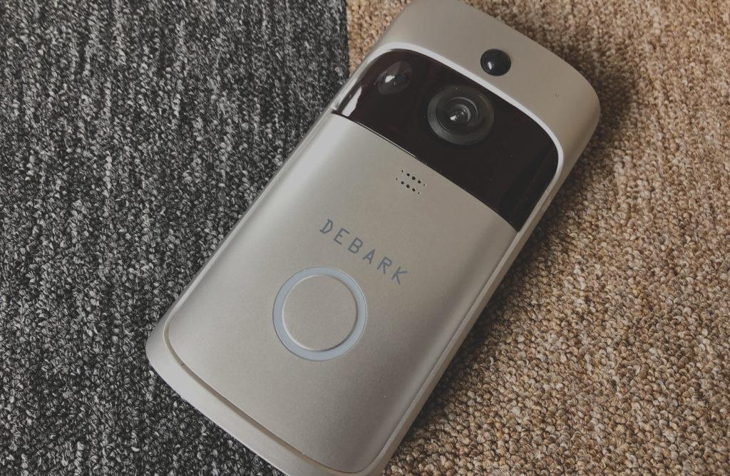 DEBAR V5 インターホン パッケージ