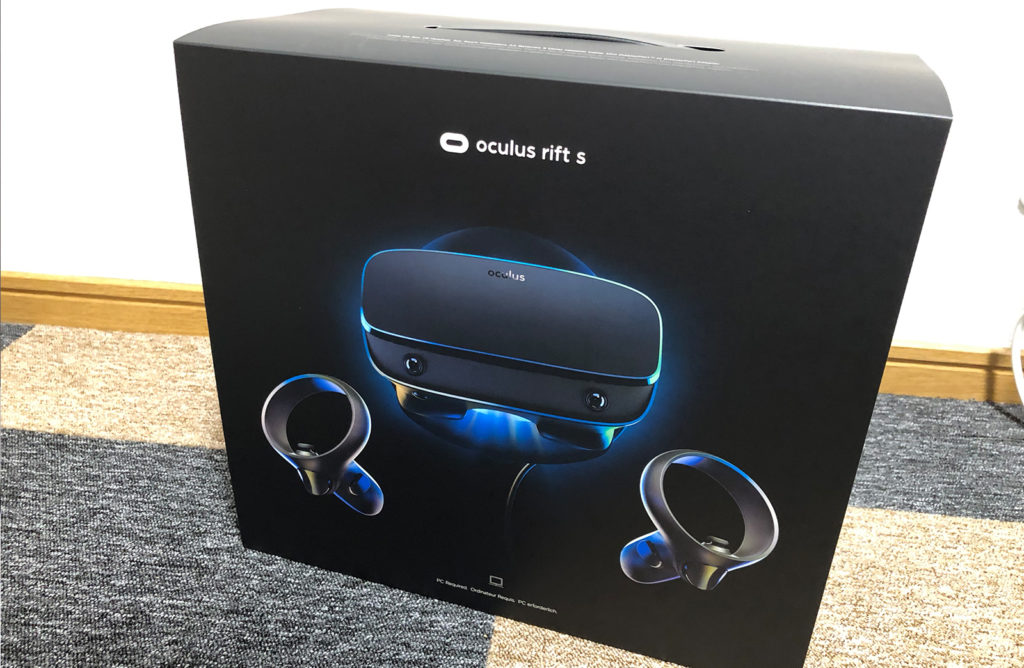 oculus rift s_VR_BOX