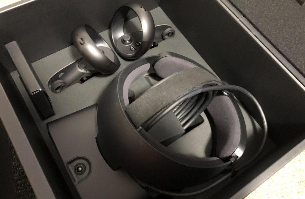 oculus rift s VR_BOX内